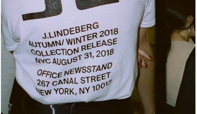 JLx OFFICE MAGAZINE: AW18 RELEASE PARTY