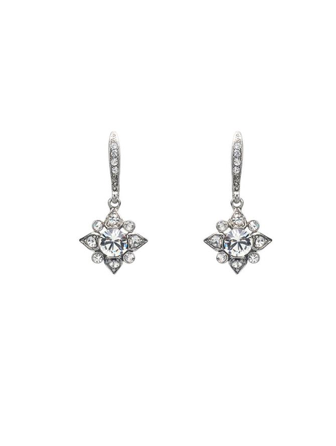 Classic Delicate Star P Earring