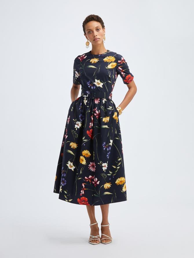 Fiore Midi Day Dress