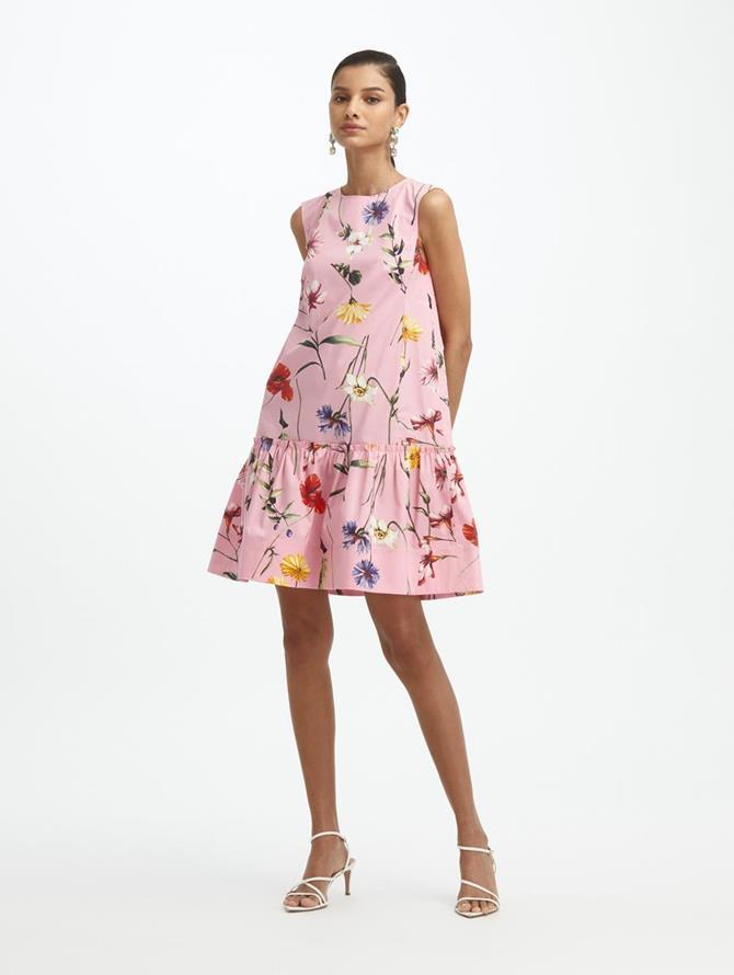 Fiore Mini Day Dress