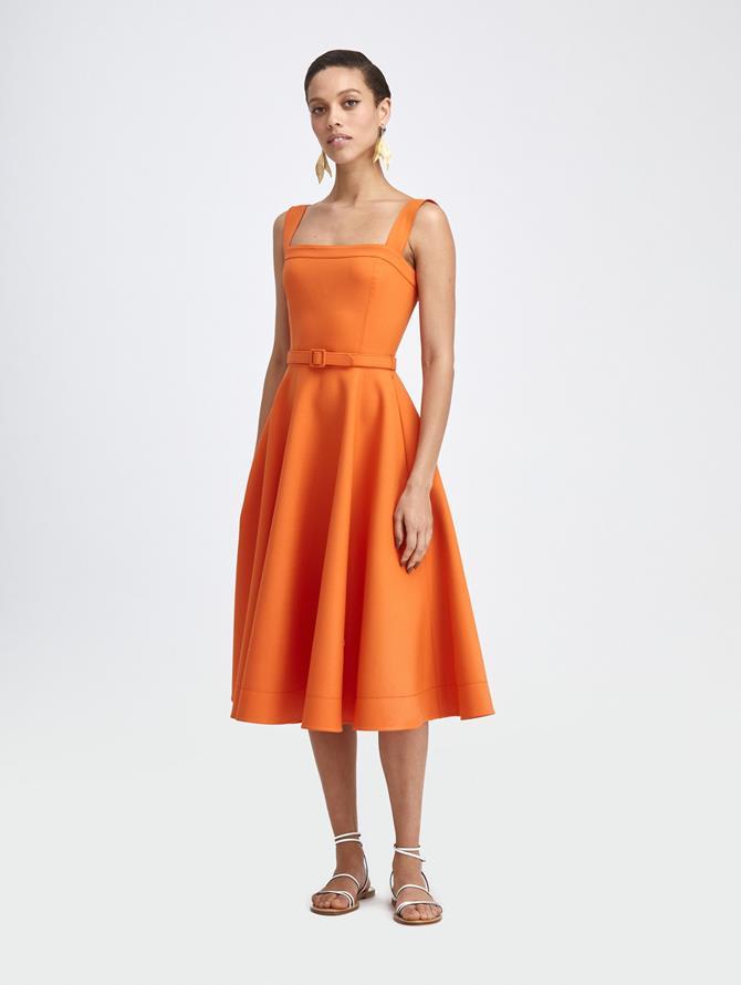 A-LINE TANK DRESS