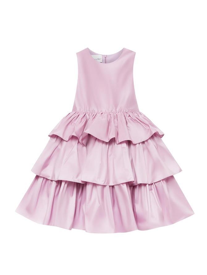 Tiered Lupine Dress