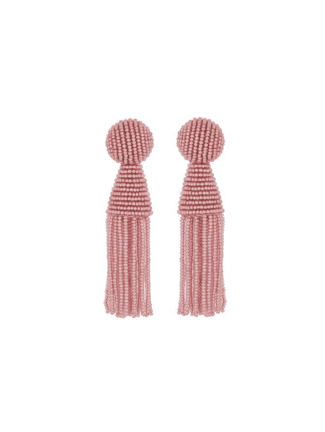 Short Tassel Earrings