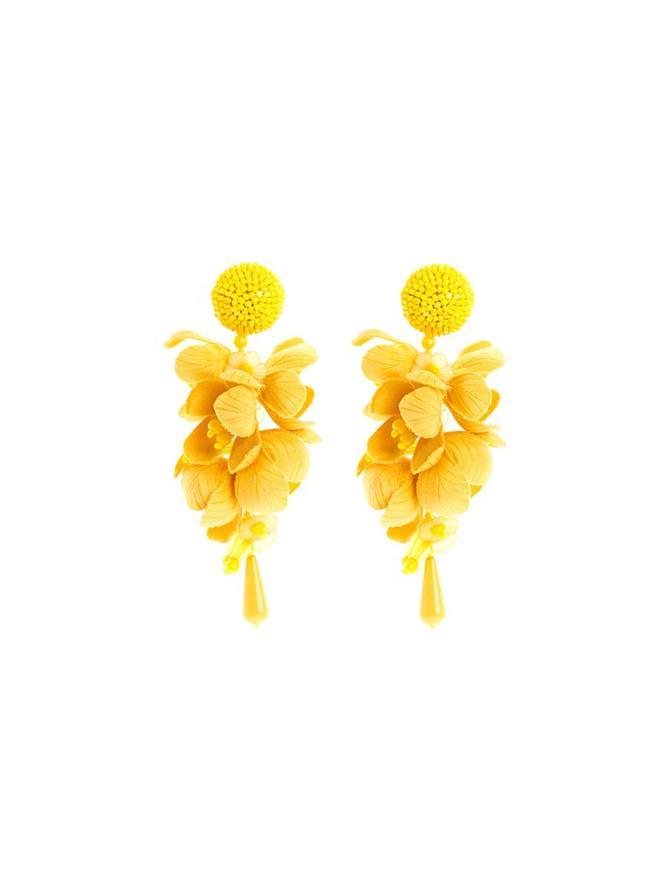 Cascading Bouquet Earrings